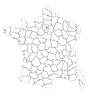 French Departments (Départements)